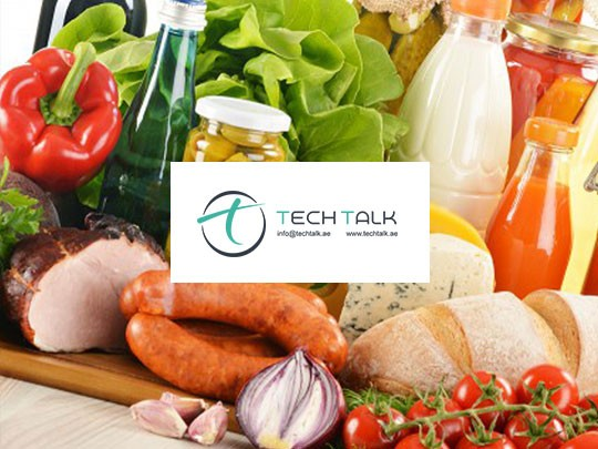 طراحی سایت شرکتی TechTalk