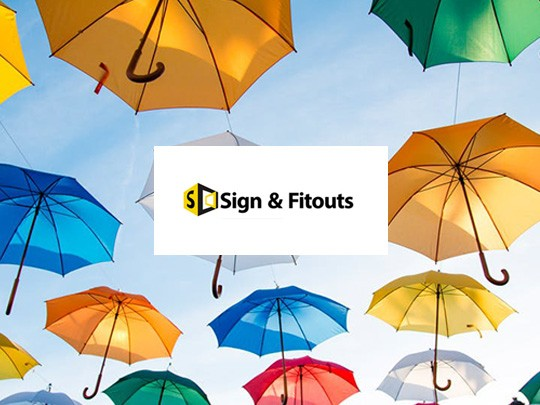 Sign and Fitouts