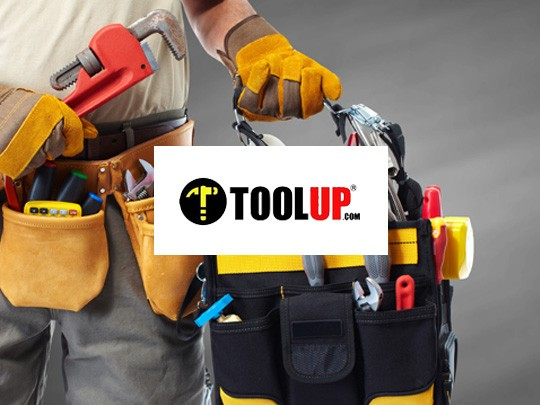 طراحی فروشگاه اینترتی تولزآپ ToolsAp