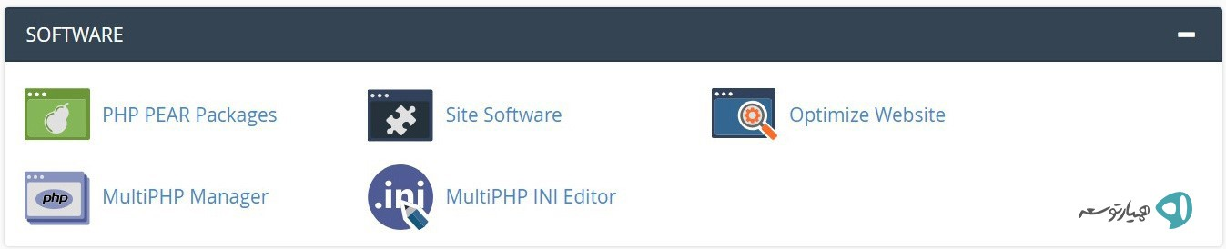 software cpanel-سی پنل