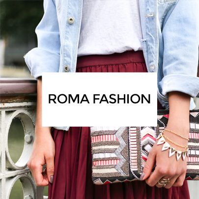 طراحی فروشگاه اینترنتی Roma Fashion